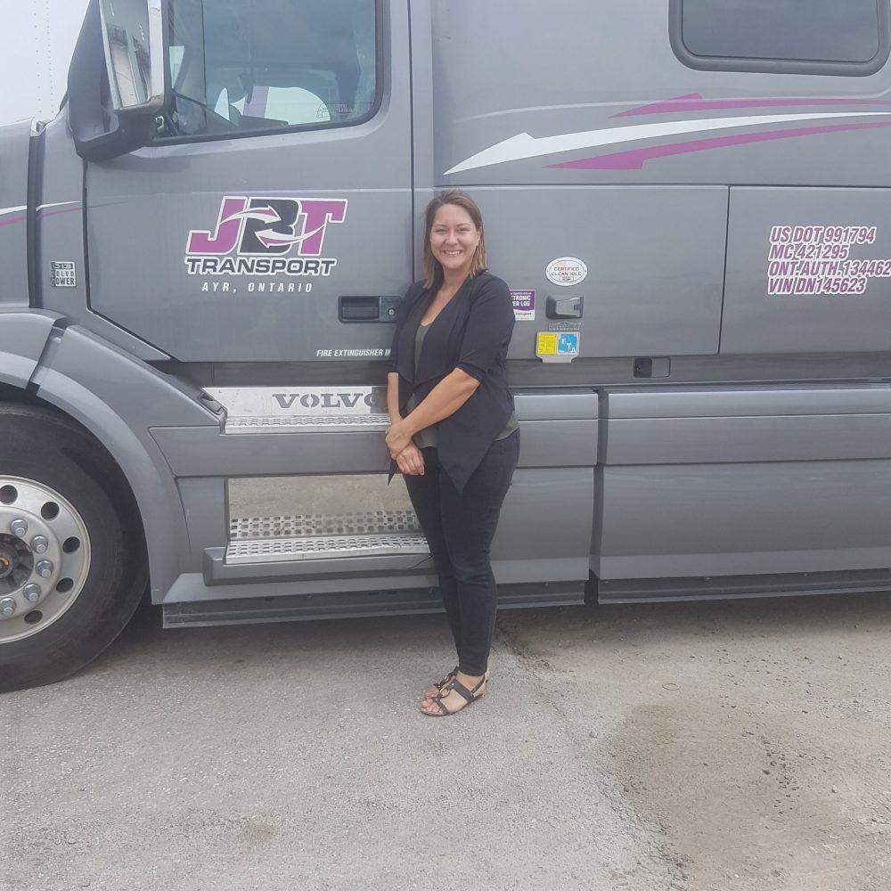 Natalie Martin-JBT Transport